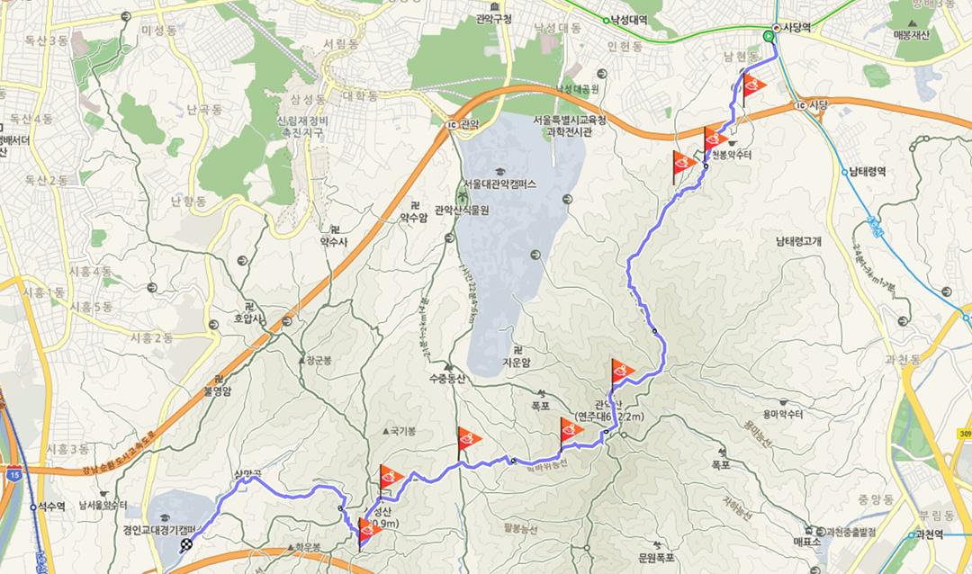 20191009_Kwanak_Samsung_Mts_Route.jpg